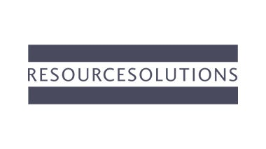 Logotipo de Resource Solutions